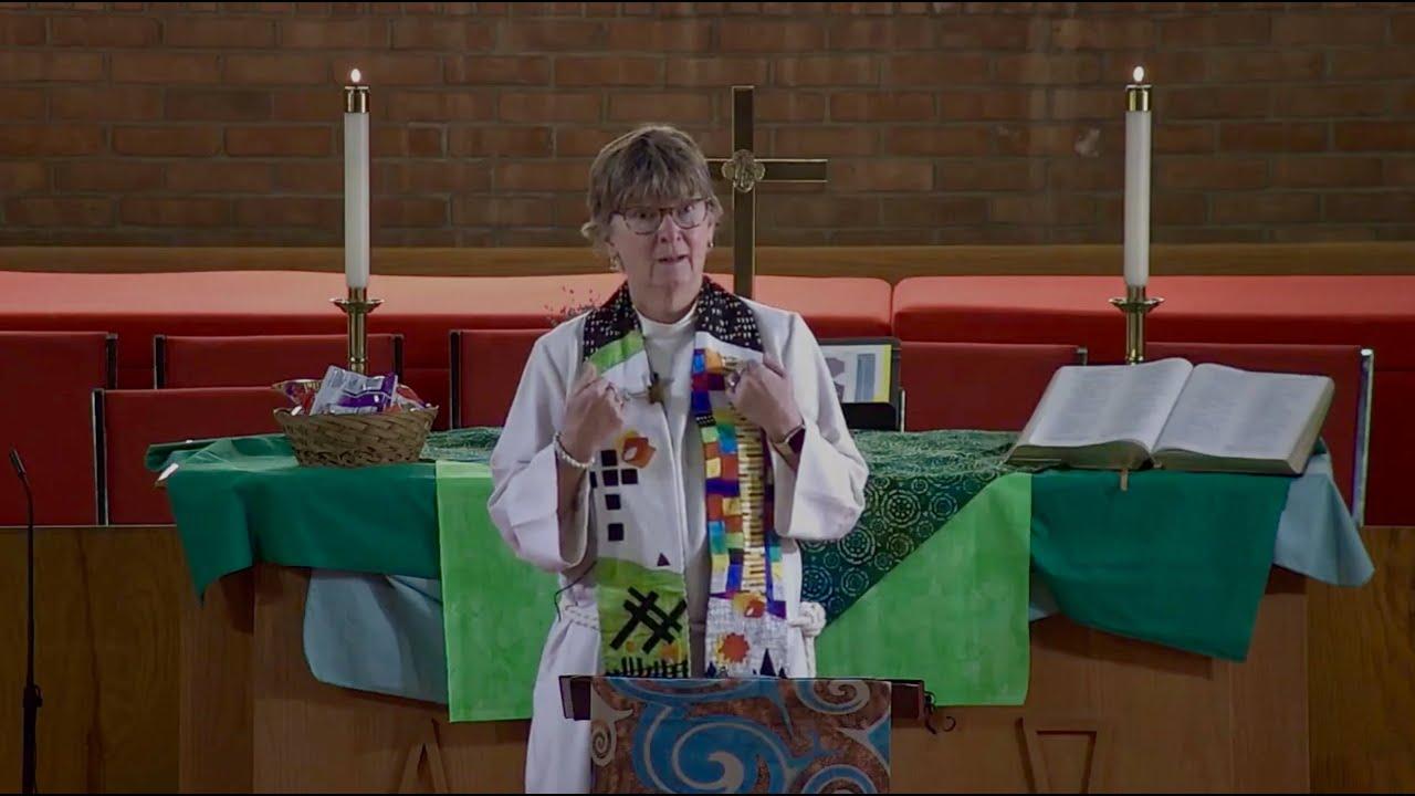 Worship September 26, 2021   Pentecost 18