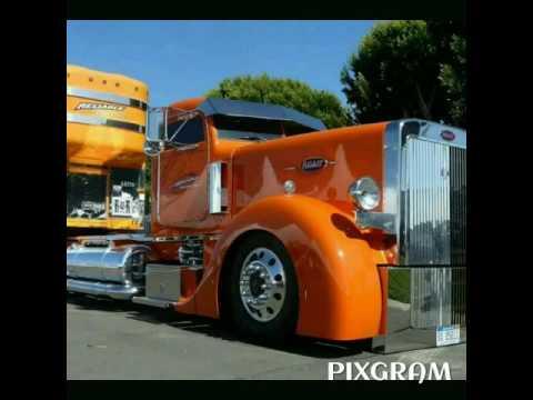 Top 10 des plus beaux camion américain