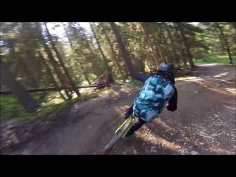 Bikepark Planai/Schladming August 2017 - nothing but good times!