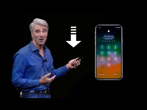 Thumbnail: iPhone X Face ID Unlock Fail