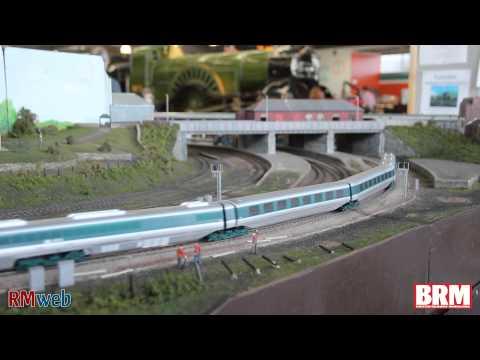 apt-e | The APT-E, for Advanced Passenger Train Experimental… | Flickr
