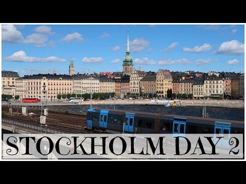 Gamla Stan, Caviar & Trädgården Night Out | Stockholm with Sandra Day 2