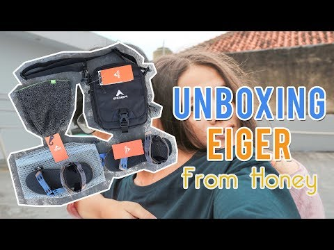 UNBOXING : EIGER from honey