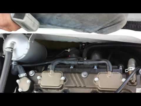 Kawasaki stx sbt 4 stroke engine swap
