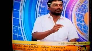 Tamil Selva Pandiyar - Raj News - Thai Pongal epic speech