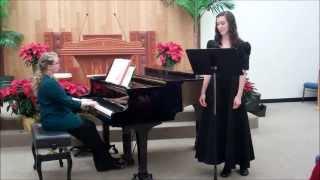 Christmas Recital 2013