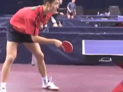 How To Hold A Table Tennis Racket Killerspin Youtube