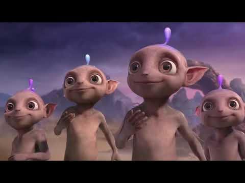 Funny Alien Dance /Baby Ko Base Pasand He/Funny status song