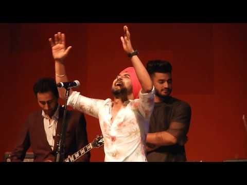 Ranjit Bawa (ਰਣਜੀਤ ਬਾਵਾ) live! @ 2018 Surrey Fusion Festival, Surrey, BC, Canada Part III