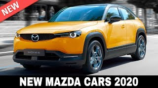 10 New Mazda Car Models: Luxury Interiors for the Masses in 2020