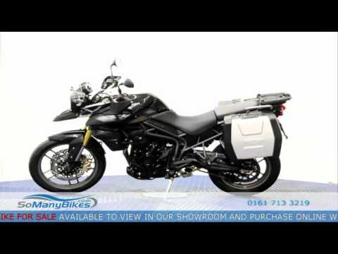 Triumph TIGER 800 ABS - Overview | Motorcycles For Sale From SoManyBikes.com