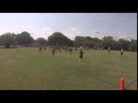 SMS VS Wesley Prep  Flag Football 11