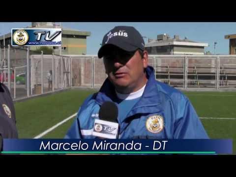 Marcelo Miranda conversa con Naval TV