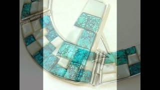 Beautiful Turquoise Jewelry At Eagle Dancer Gallery ~ Texas