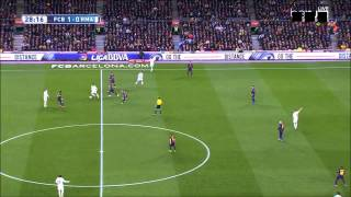 Barcelona vs Real Madrid Full Match First Half 22-03-2015 HD ENGLISH