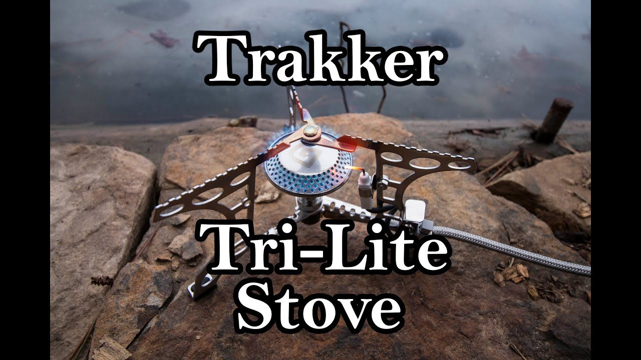 stove lite. trakker tri-lite stove overview for carp fishing lite