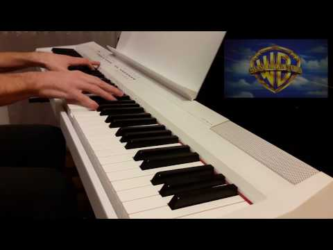 Warner Bros. Pictures Theme (piano cover)