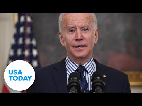 Pres. Biden signs executive order on voter access   USA TODAY