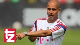 """FC Bayern: Pep zieht die Zügel wieder an - """"Robert Lewandowski"""" nicht dabei"""