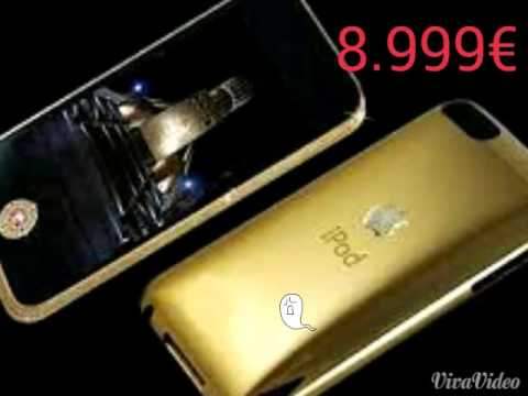I telefoni pi costosi al mondo youtube for I telefoni piu belli