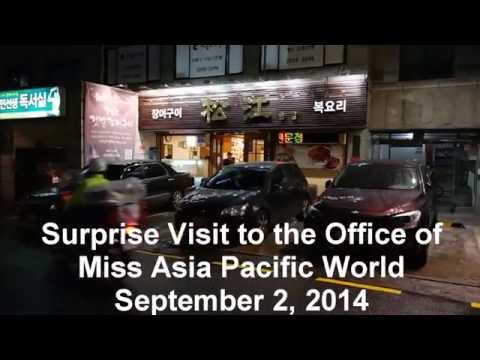 A Little Truth About Miss Asia Pacific World
