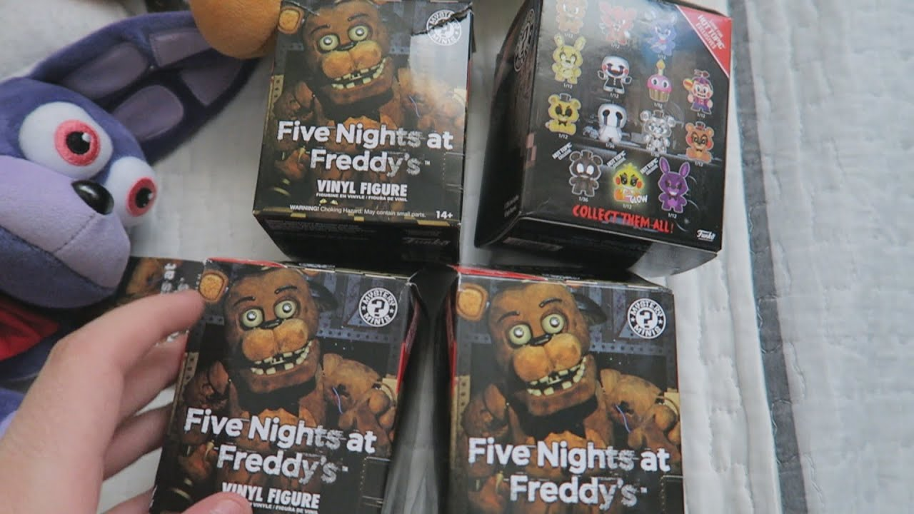 Five Nights In PornoAnime 18 Five Nights At Freddys 4 Parodie