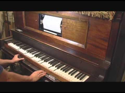 Universal Piano Roll - Tuneful Broadway - Ragtime ...