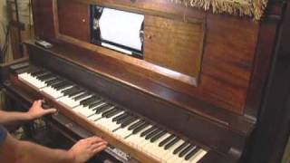 Universal Piano Roll - Tuneful Broadway - Ragtime Overtures