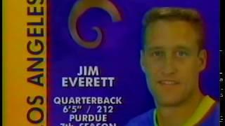 1992 Rams @ Cowboys