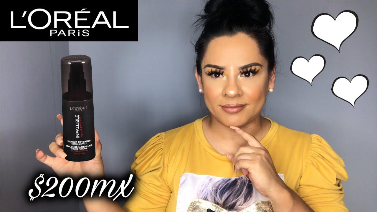 Download Spray Fijador Infallible de L'Oréal