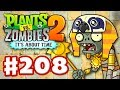 Plants vs. Zombies 2: It's About Time - Gameplay Walkthrough Part 208 - Pyramid of Doom (iOS)