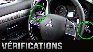 Examen de conduite - Vérifications intérieures et extérieures