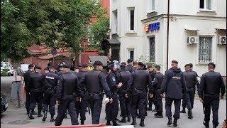 Задержания у Мосгоризбиркома