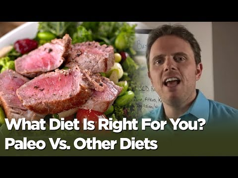 What Diet Is Right For You? Paleo Vs. Other Diets
