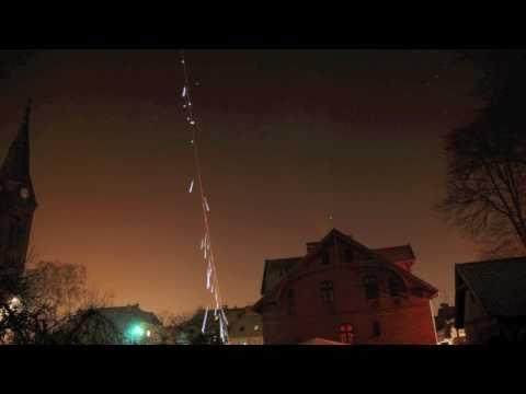Franciszkańskim okiem 12 - Sylwestrowe wystrzały