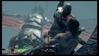 Kratos vs Baldur (The Strange) part 2 - God of War