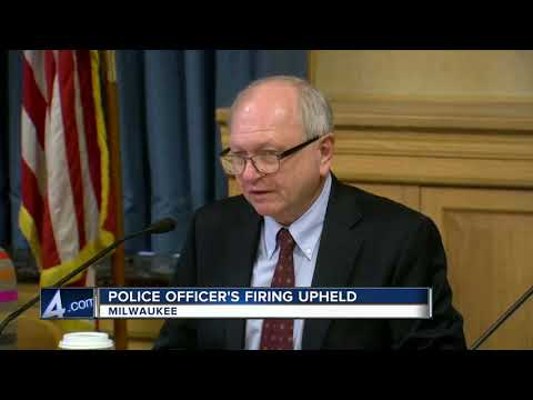 MPD officer's firing upheld