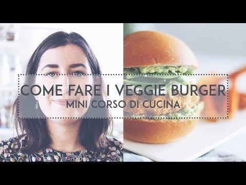 Come fare i veggie burger? Piccolo corso di cucina | The Bluebird Kitchen