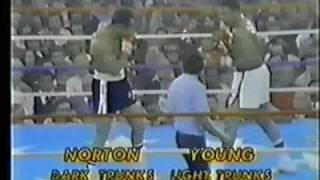 Ken Norton vs Jimmy Young Part 2