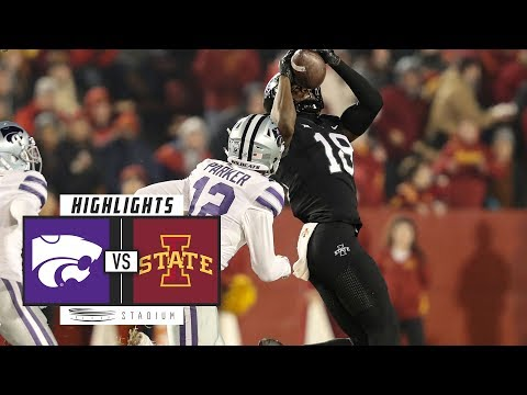 Kansas State vs. Iowa State Football Highlights (2018) | Stadium