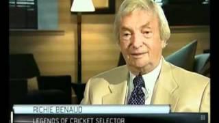 Allan Border - ESPN Legends Of Cricket No. 25 (Part 1)