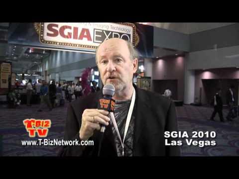 Scott Fresener SGIA 2010 Las Vegas Show Review