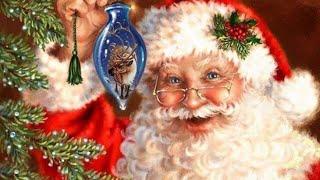 Diamond Painting Unboxing - Santa Claus