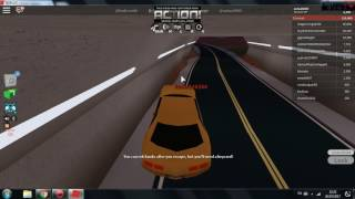 How to catch the AK 47 on Roblox Jailbreak