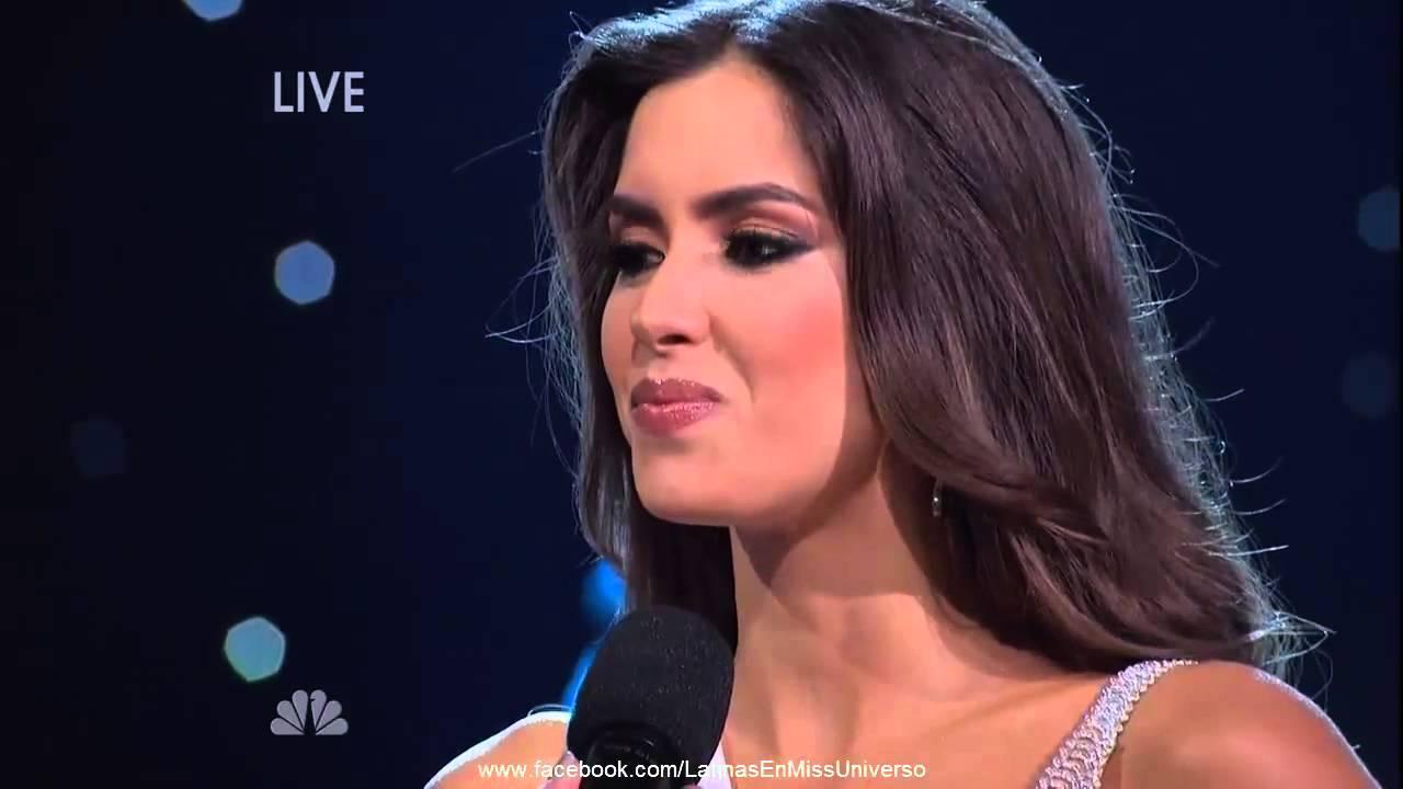 Miss Universe Paulina Vega: Paulina Vega Dieppa, Miss Universe 2014/2015 COLOMBIA