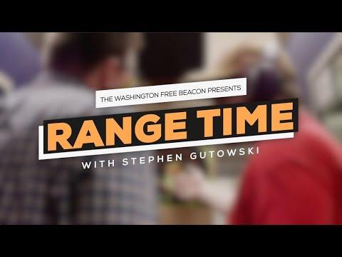 Rep. Richard Hudson on Gun Policy | Range Time with Stephen Gutowski