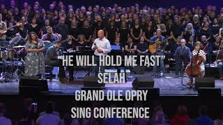Watch Selah He Will Hold Me Fast video