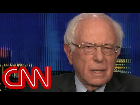 Trump\'s Saudi defense leaves Sanders stunned