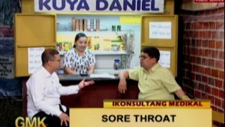 Sore Throat: Symptoms and Prevention