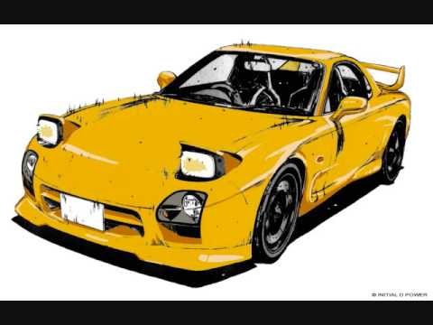 Initial D Fourth Stage Fd Youtube